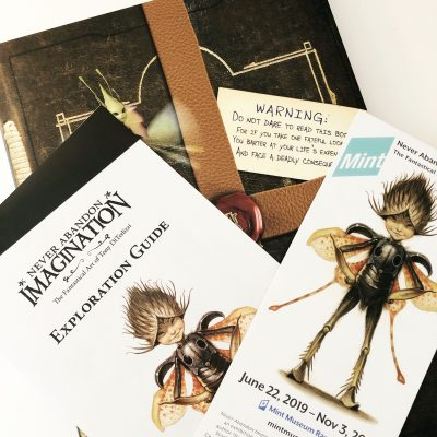 Never Abandon Imagination – The Fantastical Art of Tony DiTerlizzi