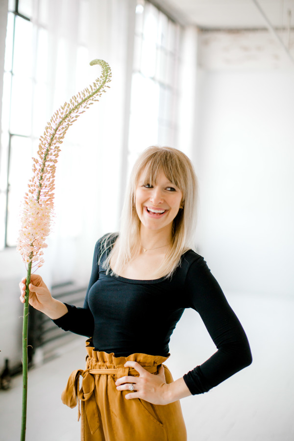 Inside the Floral Wonderland of The Mint Gardener with Sarah Simon